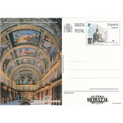 2008 España J-178 Escorial Entero postales   (Edifil)