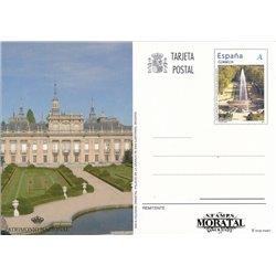 2009 España J-182 Escorial Entero postales   (Edifil)