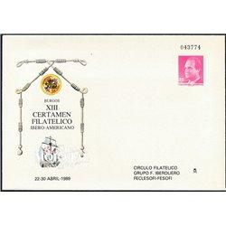 1987 España G-10A Jaca '98 Sobres Oficiales   (Edifil)