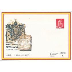 1988 España G-10B 0 Sobres Oficiales   (Edifil)