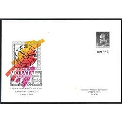 1989 España G-12 Burgos Sobres Oficiales   (Edifil)