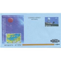 1996 España A-221 Aviacion y Espacio Aerogramas © Usado, Buen Estado  (Edifil)