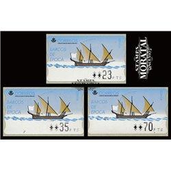 [06]  Spain ATM  Sailing Boat  . (Scott)