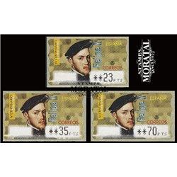 [06]  Spain ATM  Philip II  . (Scott)