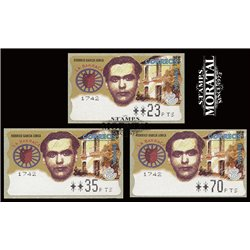 [06]  Spain ATM F. Garcia Lorca  . (Scott)