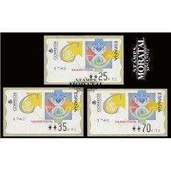 [06]  Spain ATM  Postal  . (Scott)