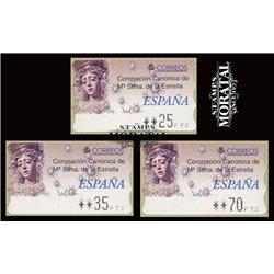 [06]  Spain ATM  Santa Maria Estrella  . (Scott)