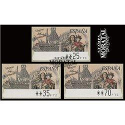 [06]  Spain ATM  Virgen del Carmen  . (Scott)