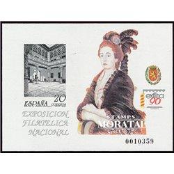 1990 Spain 0 PO Exfilna'90  **MNH Very Nice  (Scott)