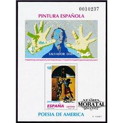 1994 Spain 0 PO Salvador Dali  **MNH Very Nice  (Scott)