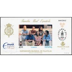 1996 Spain 0 PO Espamer'96  **MNH Very Nice  (Scott)