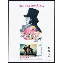 1996 Spain 0 PO Goya  **MNH Very Nice  (Scott)