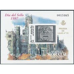 1997 Spain 0 PO Stamps day  **MNH Very Nice  (Scott)