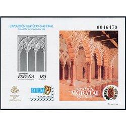 1999 Spain 0 PO Exfilna'99  **MNH Very Nice  (Scott)