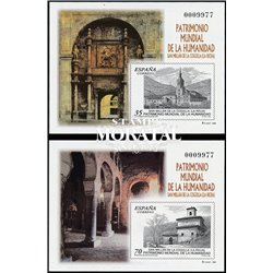 1999 Spain 0 PO Heritage humanity  **MNH Very Nice  (Scott)