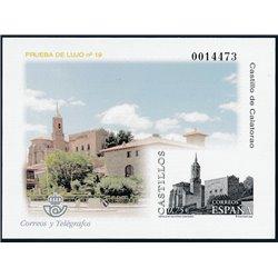 2002 Spain 0 PO Castles  **MNH Very Nice  (Scott)