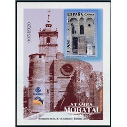 2004 Spain 0 PO Monastery Carracedo  **MNH Very Nice  (Scott)