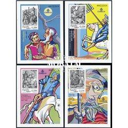 2005 Spain 0 PO Don Quixote  **MNH Very Nice  (Scott)
