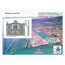 2006 Spain 0 PO Exfilna 06. Algeciras  **MNH Very Nice  (Scott)