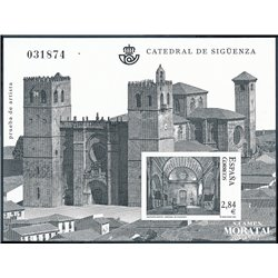 2011 Spain 0 PO Cathedral of Sigüenza  **MNH Very Nice  (Scott)