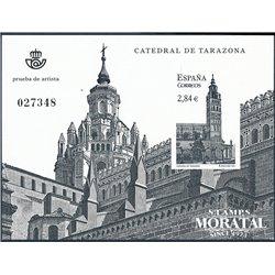 2011 Spain 0 PO Cathedral of Tarazona. Zaragoza  **MNH Very Nice  (Scott)