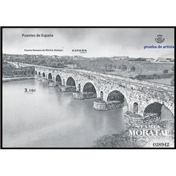 2013 Spain 0 PO bridges of Spain  **MNH Very Nice  (Scott)