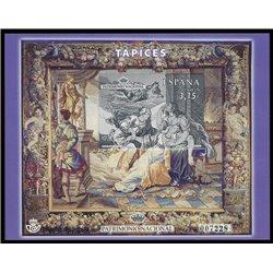 2014 Spain 0 PO Tapestries  **MNH Very Nice  (Scott)