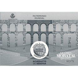2016 Spain 0 PO Segovia Aqueduct  **MNH Very Nice  (Scott)