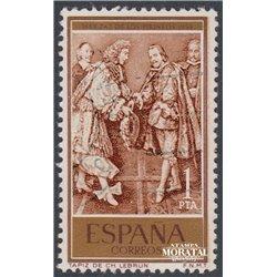 1959 Spanien 1146  Pyrenäen  © Gebrauchte, Zustand  (Michel)