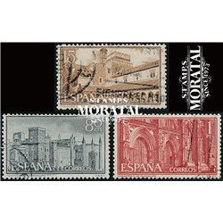 1959 Spain 905/907  Guadalupe  © Used, Nice  (Scott)