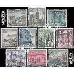 1964 Spain 1200/1209  Tourist  I Tourism © Used, Nice  (Scott)