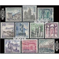 1964 Spanien 1525/1498  Tourist ich Tourismus © Gebrauchte, Zustand  (Michel)