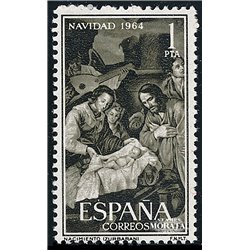 1964 Spain 1279 Christmas Christmas © Used, Nice  (Scott)