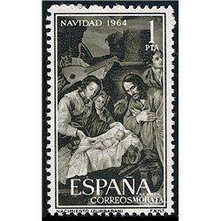 1964 Spanien 1523 Weihnachten Weihnachten © Gebrauchte, Zustand  (Michel)