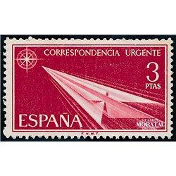 1965 Spanien 1553 Allegorie  © Gebrauchte, Zustand  (Michel)