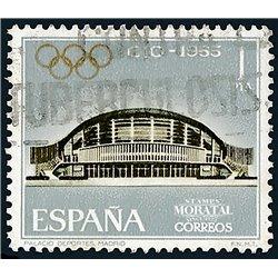 1965 Spanien 1567 IOC Amtlichen Stellen © Gebrauchte, Zustand  (Michel)