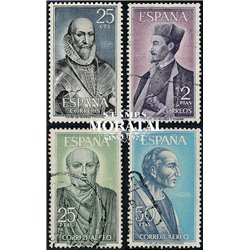 1966 Spain 1334/C 178  Spanish Personalities  © Used, Nice  (Scott)