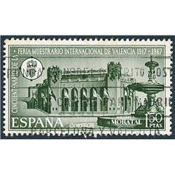 1967 Spain 1467 Valencia FIM Exposition © Used, Nice  (Scott)