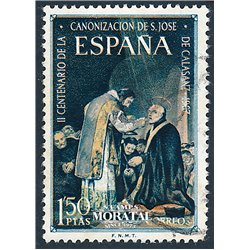 1967 Spain 1507 Calasanz Personalities © Used, Nice  (Scott)