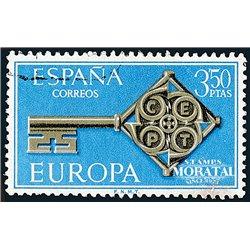 1968 Spanien 1755 Europa Europa © Gebrauchte, Zustand  (Michel)