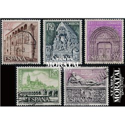1968 Spain 1533/1537  Tourist  V Tourism © Used, Nice  (Scott)