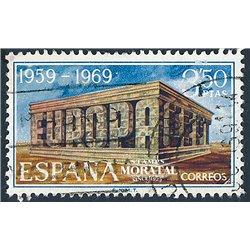 1969 Spanien 1808 Europa Europa © Gebrauchte, Zustand  (Michel)