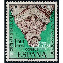 1969 Spanien 1814 Sakrament Religiös © Gebrauchte, Zustand  (Michel)