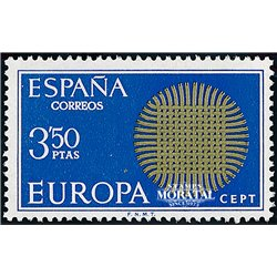 1970 Spain 1607 Europe Europe © Used, Nice  (Scott)
