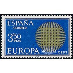 1970 Spanien 1860 Europa Europa © Gebrauchte, Zustand  (Michel)