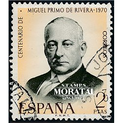 1970 Spain 1610 Primo Rivera Personalities © Used, Nice  (Scott)