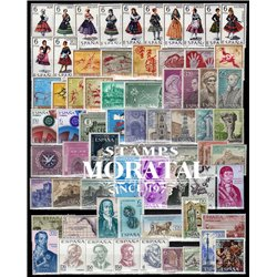 [20] 1967 Spain  Year Set Complete **MNH LUXURY   Stamps in Perfect Condition. LUXE ()