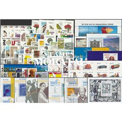 [20] 2006 Spain Year Set Complete **MNH LUXURY   + 13 Sheets + 1 Booklet Stamps in Perfect Condition. LUXE
