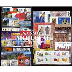 [20] 2010 Spain Year Set Complete **MNH LUXURY   + 14 Sheets + 1 Booklet Stamps in Perfect Condition. LUXE