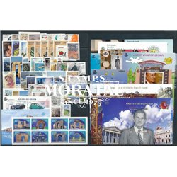 [20] 2013 Spain Year Set Complete **MNH LUXURY   + 18 Sheets + 1 Booklet Stamps in Perfect Condition. LUXE
